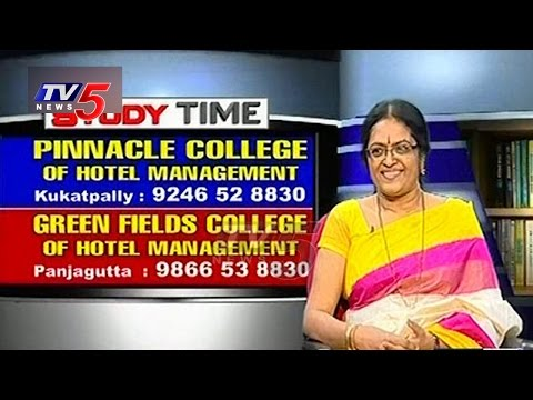 Hotel Management Courses At Pinnacle College Of Hotel Management | Study Time | TV5 News