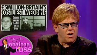 "Elton John Is Out Of Pocket for ""Ball Cream"" 