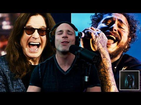 Post Malone - Take What You Want (Audio) Ft. Ozzy Osbourne, Travis Scott METALHEAD REACTION!!