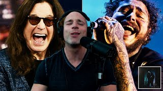 Post Malone - Take What You Want (Audio) ft. Ozzy Osbourne, Travis Scott METALHEAD REACTION!!