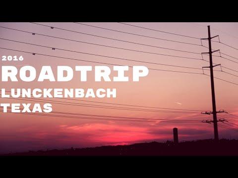Road Trip: Luckenbach Texas: Part 1