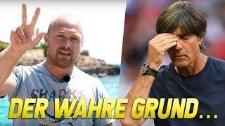 Warum Deutschland bei der Fußball WM wirklich ausgeschieden ist! | REALTALK