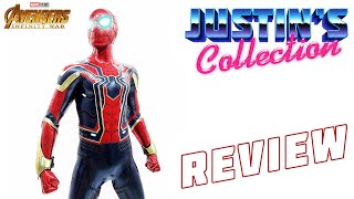 Hot Toys Infinity War Iron Spider Review