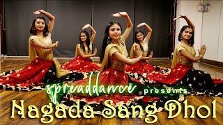 Nagada Sang Dhol |Deepika padukone, Ranveer Singh | Ram Leela | BollyGraba Dance Cover | Spreaddance