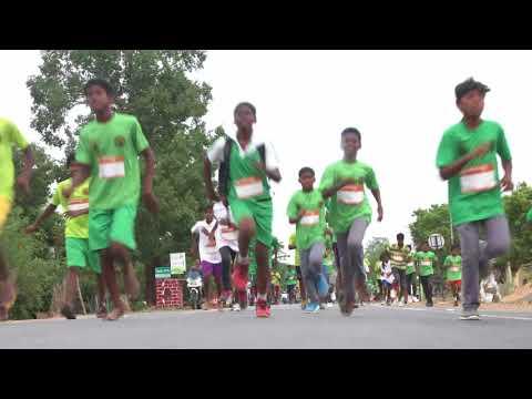 Maharishi Vidya Mandir Mini Marathon 2018 Chengalpet