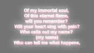 Atreyu - The remembrance ballad