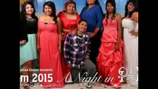 globe education center last prom class of 2k15