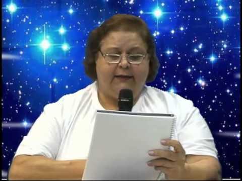 Roseli Candida explica a Mesa Cósmica Estelar, Energia, Carma, Reprogramação e Ascensão do Espírito.
