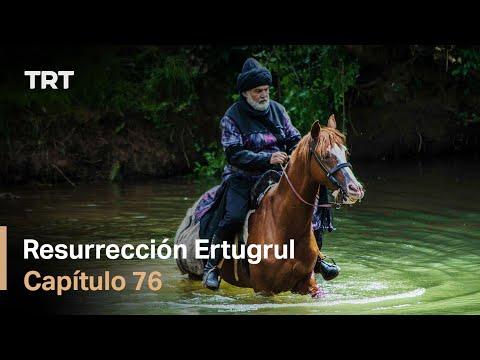 Resurrección Ertugrul Temporada 1 Capítulo 76