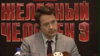 блог.КИНО: Тони Старк в столице матушки России