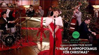 I Want A Hippopotamus For Christmas  Postmodern Jukebox Cover ft. Lauren Tyler Scott