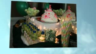 Atlanta Custom Candy Buffet | Its All About You Birthdays
