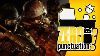 MEDAL OF HONOR WARFIGHTER & DOOM 3 BFG EDITION (Zero Punctuation)