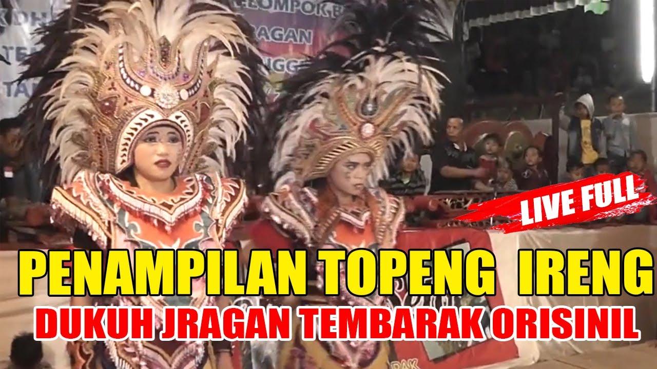 FULL Orisinil Penampilan Topeng  Ireng Turonggo Seto Dukuh Jragan Tembarak Temanggung