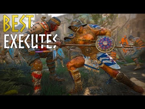 For Honor's Best Executions