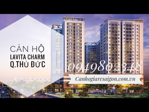 #3D Căn Hộ giá rẻ Lavita Charm, Quận Thủ Đức, TpHCM (canhogiaresaigon.com.vn) 0949802348