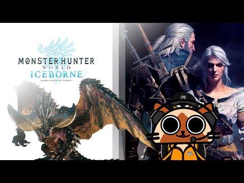 Noticias - Se filtran las armaduras superpuestas de The Witcher 3 parte 2 en Monster Hunter World thumbnail