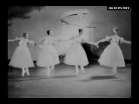 'Pas De Quatre' - Gruzdeva-Sanina, Kolpakova, Moiseeva And Udalenkova (1964)