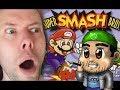 first time playing Smash Bros N64!