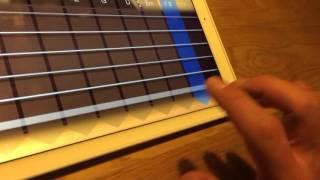 Hotel California iPad Pro Garageband