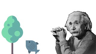 Albert Einstein Quotation – English Quotations #8 – What Can Fish Teach Us?