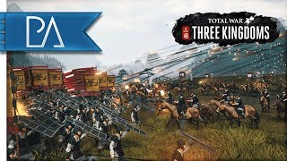 STAND AT CHANGBAN - Historical Battle - Total War: Three Kingdoms
