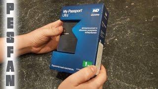 НЕпосылка - Внешний ОЧЕНЬ жесткий диск WD My Passport Ultra