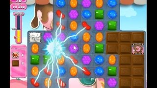 Candy Crush Saga Level 1614【Hard Level】★★★ NO BOOSTER