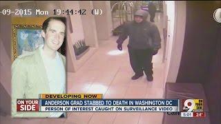 Anderson High School grad stabbed to death at Washington, D.C. hotel