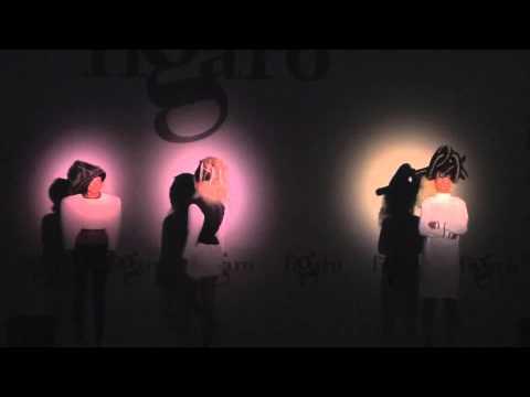 2ª Pasarela Figaro - Arthica- Salón Look 2010