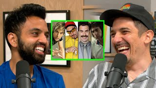 Sacha Baron Cohen Is As Bad As Racists. Here's Why... | Andrew Schulz and Akaash Singh
