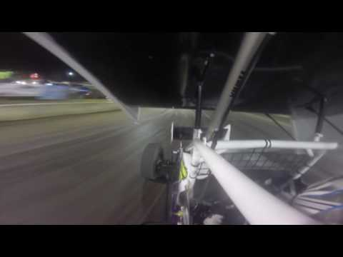Brandon Denton  VSP Sprint Car Feature  51416