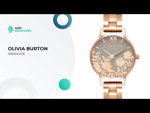 Trendy Olivia Burton OB16MV58 Ladies' Watches Detailed Specs, Prices, Features