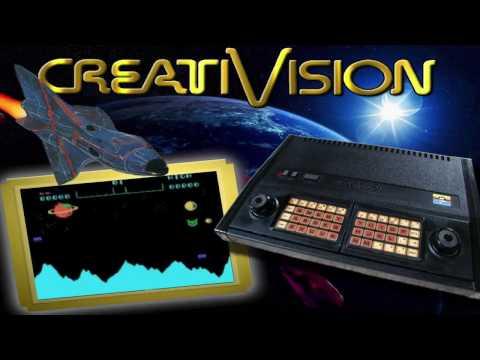 VTech CreatiVision Games List