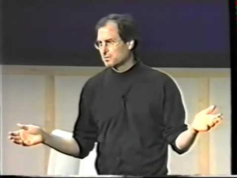 Steve Jobs - Think Different Keynote 1997