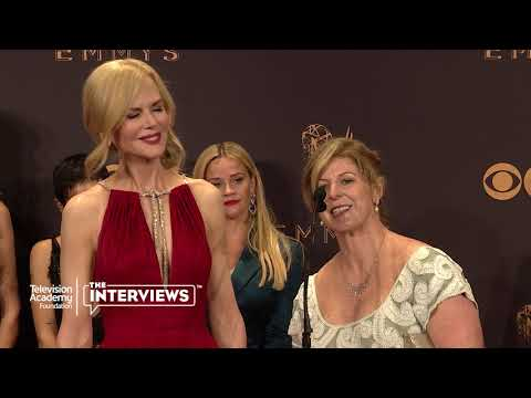 "Author Liane Moriarty on writing about domestic abuse in ""Big Little Lies"" — 2017 Primetime Emmys"