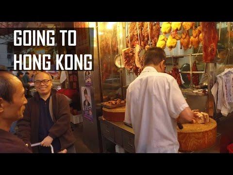 Why I'm Going to Hong Kong | CRIT VLOG thumbnail