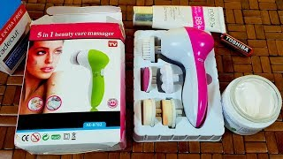 Facial Massager Honest Review - Is Beauty Massager Good for Glowing & Youthful Skin Urdu Hindi