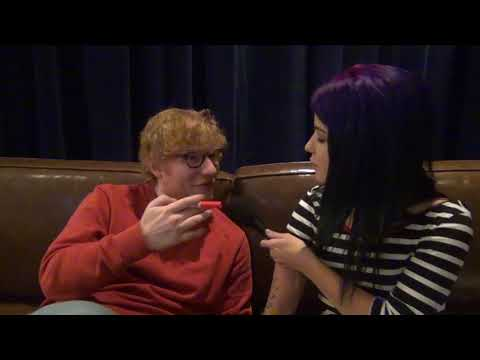 Ed Sheeran talks about his best drunk purchase