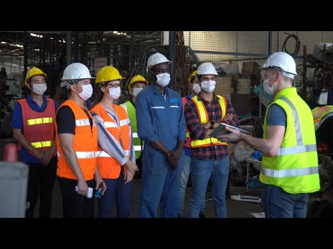 Manufacturing day in the life with Microsoft Teams