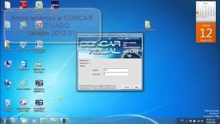 Repeat youtube video CONCAR 2012 01 COMPLETAMENTE ACTIVADO mp4   YouTube