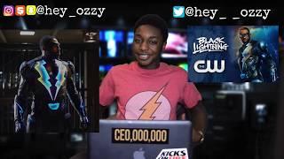 Black Lightning Season 1 Episode 1 Review/Reaction