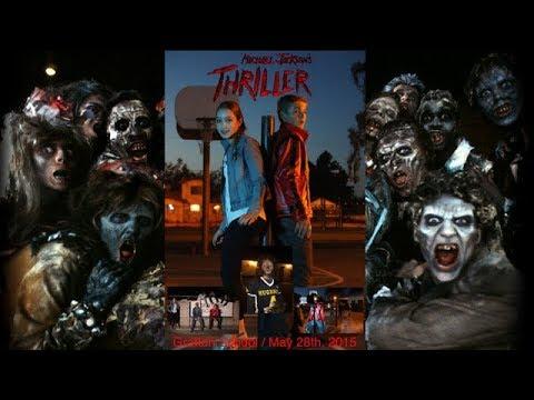 Michael Jackson - THRILLER - (tribute 2015) Dance Video