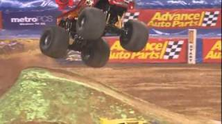 Monster Jam - Monster Jam Freestyle 2010 DVD Trailer