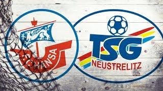 Interviews nach dem Testspiel gegen TSG Neustrelitz