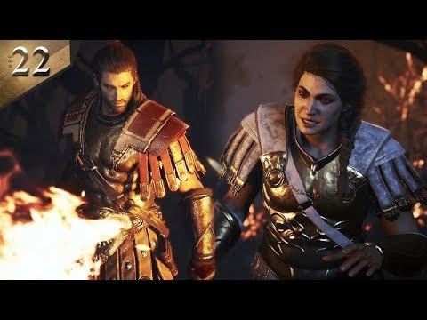 Assassins Creed: Odyssey - Part 22 - DEIMOS BOSS FIGHT (SISTER)