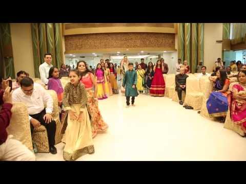 Bride's entry in mandap😍❤