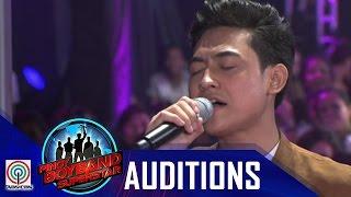"""Video Pinoy Boyband Superstar Judges' Auditions: Jimsen Jison - """"Bukas Na Lang Kita Mamahalin"""" download MP3, 3GP, MP4, WEBM, AVI, FLV Agustus 2017"""