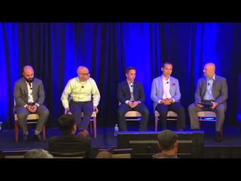 Panel Discussion: Disrupting Finance - The Impact of Alternative Data in Financial Markets
