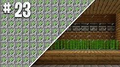 Minecraft Survival: Automaattinen sokeriruoko farmi! #23